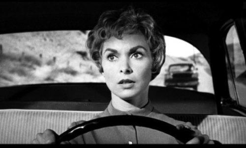 Psyco: il film horror del 1960 diretto da Alfred Hitchcock