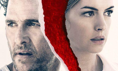 Serenity: il film thriller con Anne Hathaway e Matthew McConaughey da luglio al cinema