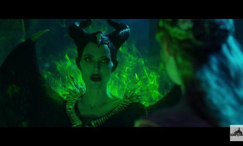 Maleficent: Signora del Male. Rilasciato nuovo trailer in cui Malefica scatena la sua ira