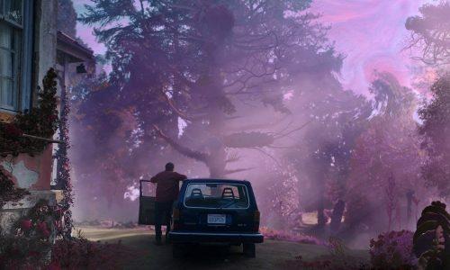 Il colore venuto dallo spazio: rilasciata la prima foto del film con Nicolas Cage
